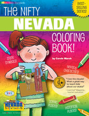 The Nifty Nevada Coloring Book!