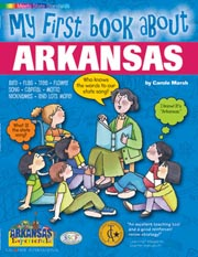 My First Book About Arkansas