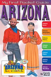 My First Pocket Guide Arizona