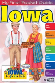 My First Pocket Guide Iowa