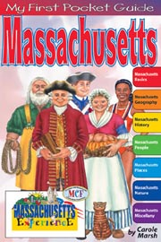 My First Pocket Guide Massachusetts