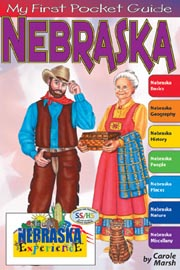 My First Pocket Guide Nebraska