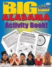 The BIG Alabama Reproducible Activity Book