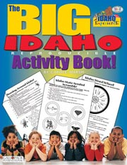 The BIG Idaho Reproducible Activity Book