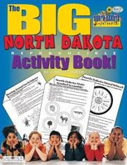The BIG North Dakota Reproducible Activity Book
