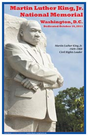 Martin Luther King, Jr. National Memorial Poster