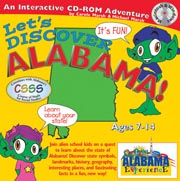 Let's Discover Alabama! CD