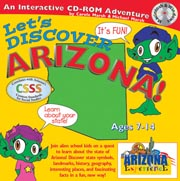 Let's Discover Arizona! CD