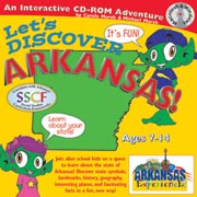 Let's Discover Arkansas! CD