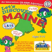 Let's Discover Maine! CD