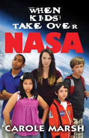 WHEN KIDS TAKE OVER NASA