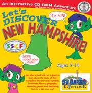 Let's Discover New Hampshire! CD