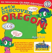 Let's Discover Oregon! CD
