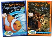 Awesome Mysteries Set of 2 School-wide eBooks (5-year Online License)