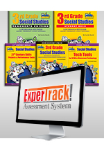 Louisiana Experience 3rd Grade Class Set of 30 with ExperTrack