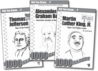 Louisiana Experience 4th Grade Biography Reader Set