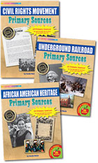 African American Primary Sources Set