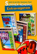 Summer Reading Extravaganza Set of 4