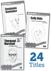 Tennessee Experience 2nd Grade Biography Reader Set