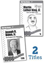 Tennessee Experience Kindergarten Biography Reader Set