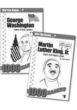 Virginia Kindergarten Biography Readers Set