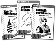 Virginia U.S. History I Biography Readers Set