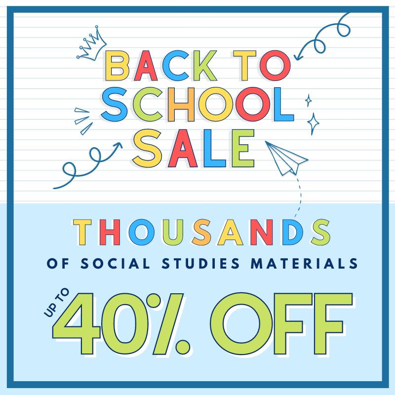 Back to School Sale 2020